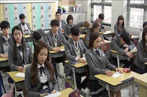 Sekolah di Koreaa