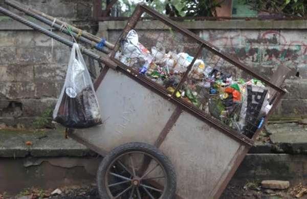 Gerobak Sampah