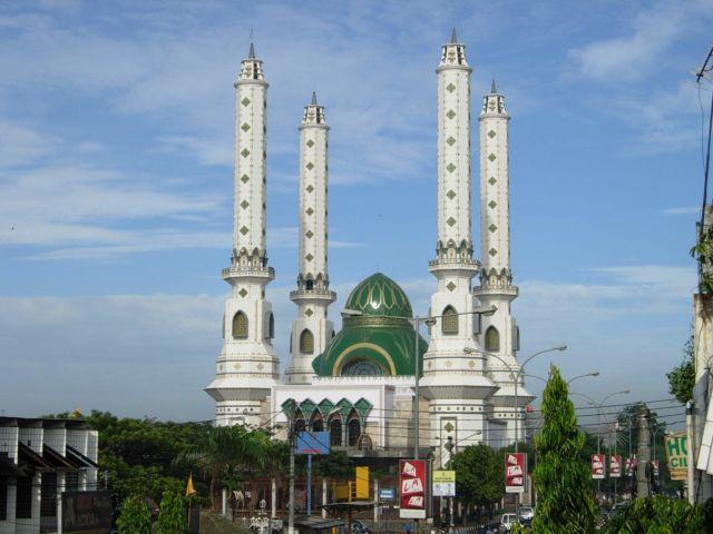 Masjid Agung Nurul Ikhlas