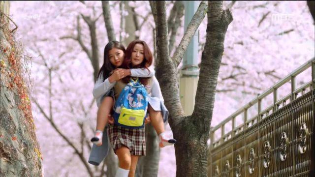 Kim Hee Sun and Kim Yoo Jung on Angry Mom