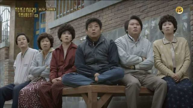 Ssangmundong's family