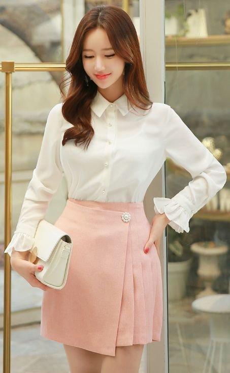 Trend Fashion Ala Cewek Korea Life Style