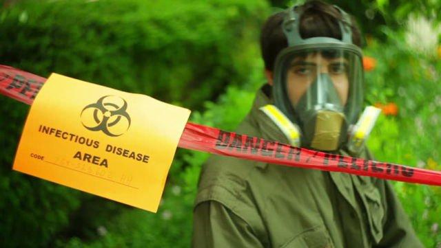 Hati-hati terinfeksi