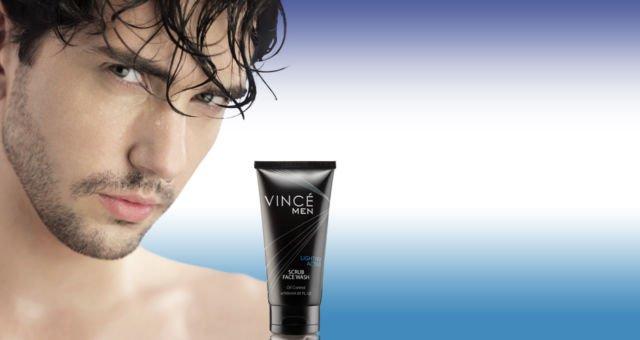 facial wash for men