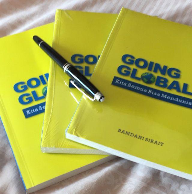 Going Global : Kita Semua Bisa Mendunia - Ramdani Sirait
