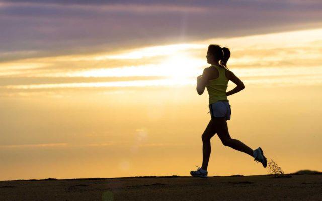 Olahraga yang mudah jogging aja