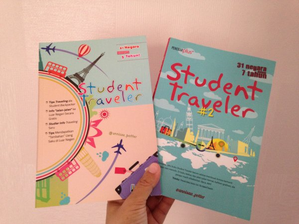 Student Traveller - Annisa Hasanah