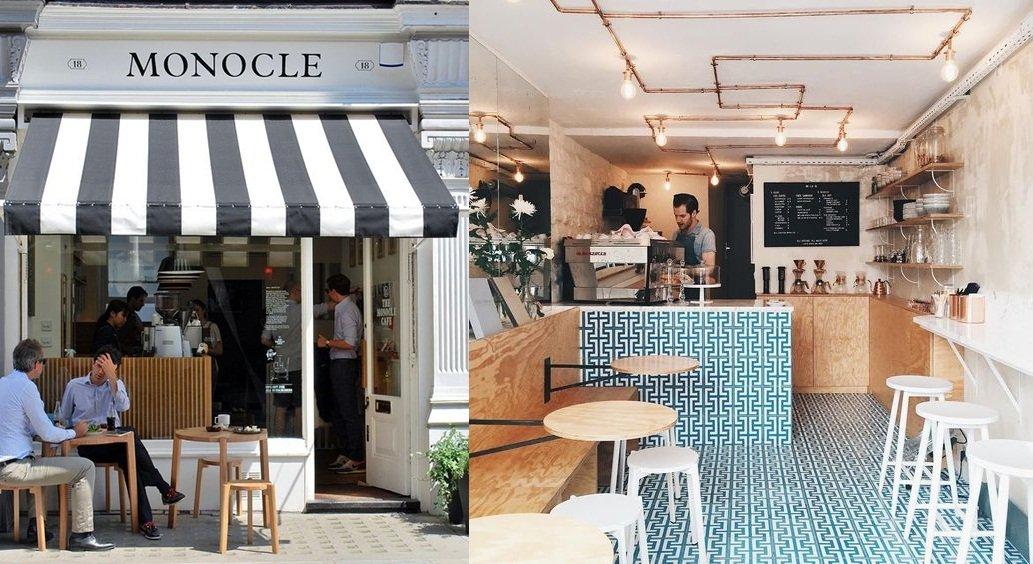 10 Inspirasi Penataan Interior Untuk Kafe Seluas Dua Kali