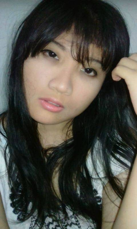 eyeliner model biasa
