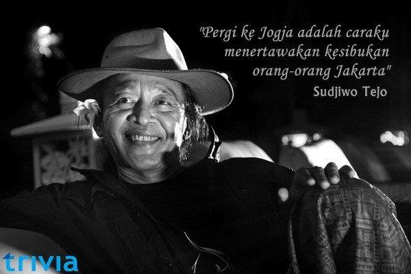 Yogyakarta adalah caraku untuk menertawakan kesibukan orang Ibukota