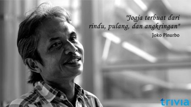 Yogyakarta terbuat dari rindu, pulang, dan angkringan
