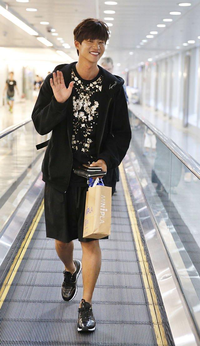 Fashion Ala Korea Cowok Jaket Style Cowok Ala Korea