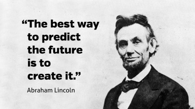Abraham Lincoln's quote