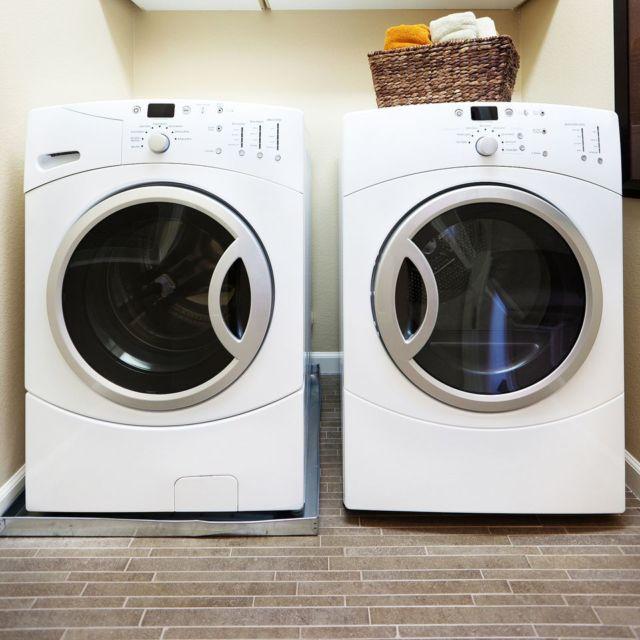 Gunakan mesin cuci secara efisien untuk menghemat energi