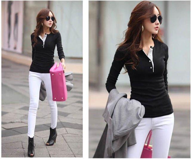 Kaos fashionable