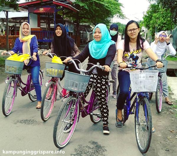 Member Kursus Naik sepeda