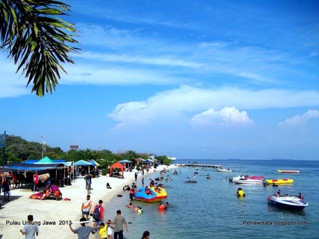 Gambar Pulau Untung