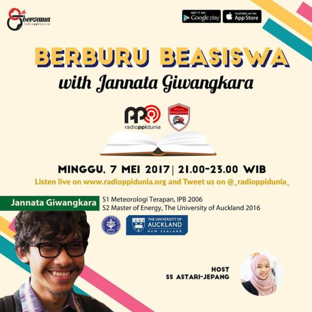 Program Berburu Beasiswa