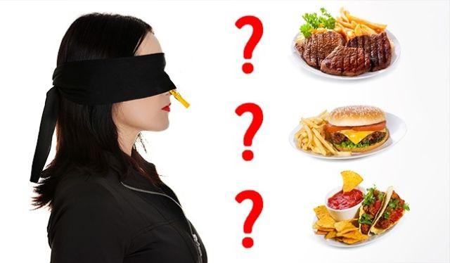 Kamu tidak akan bisa menebak apa yang kamu makan jika hidungmu ditutup.