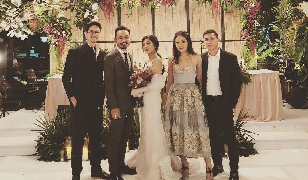Inspirasi Pernikahan Tanpa Pelaminan Kian Diminati, Seperti @lucedaleco yang Bisa Mingle dengan Tamu Saat Resepsi