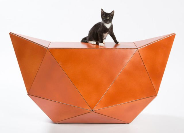 Origami Miaow