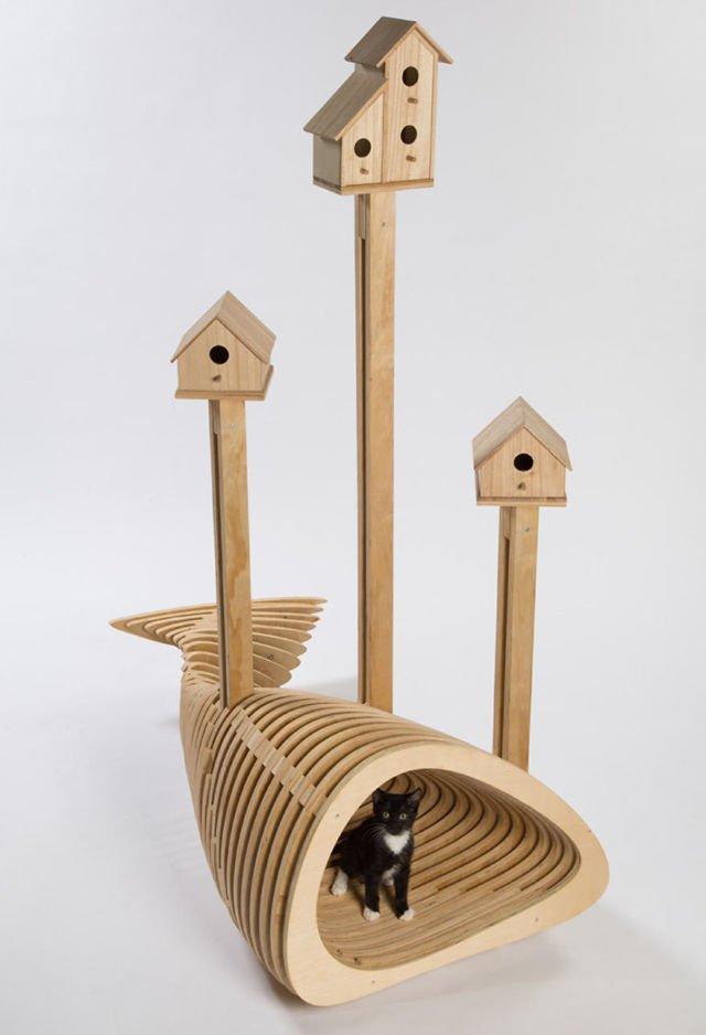 fish shape shelter