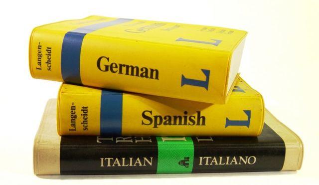 Buku bahasa jaman sekarang