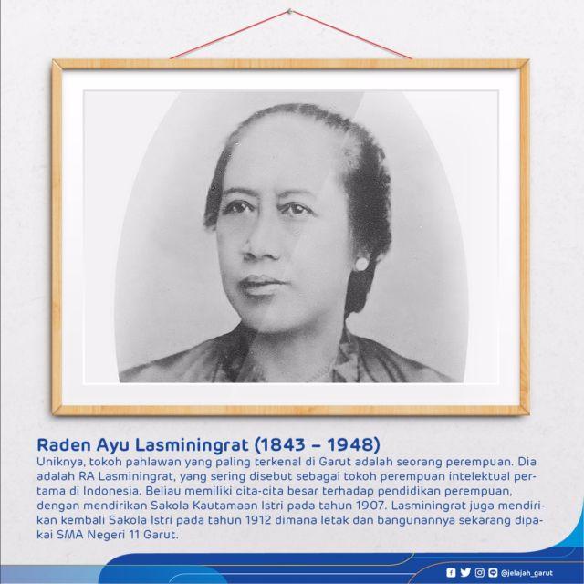 Tokoh perempuan intelektual pertama di Indonesia