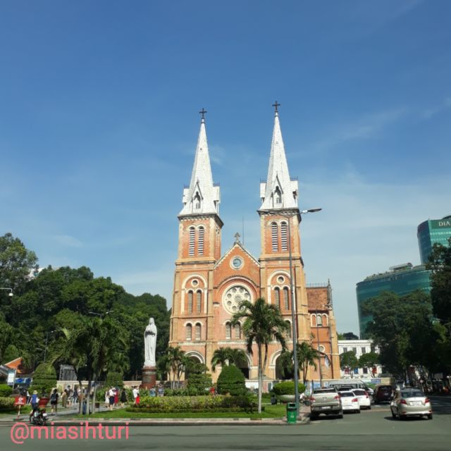 Saigon Notre-Dame Basilicia