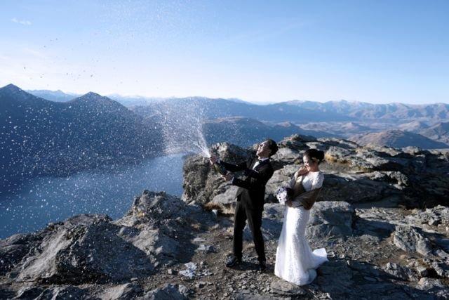 pernikahan annisa pagih