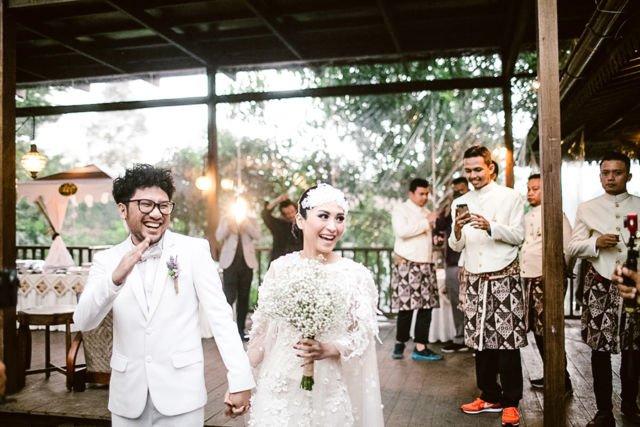 pernikahan Kunto Aji