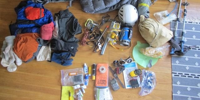 Packing Barang Bawaan