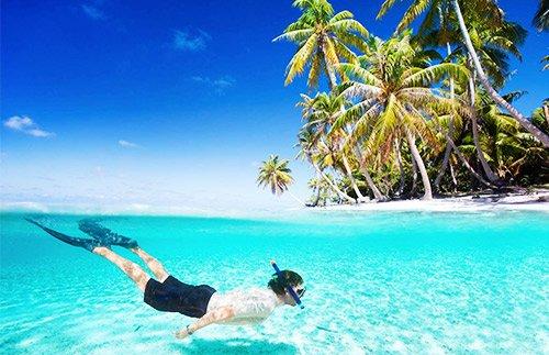 Gambar Pulau Bira