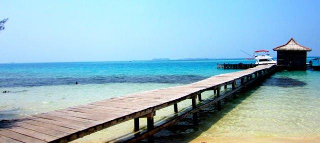 Gambar Pulau Semak Duri