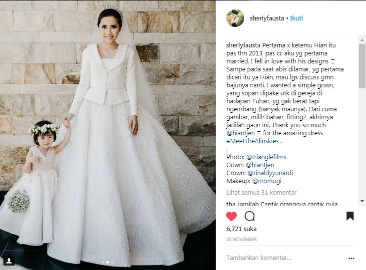 10 Inspirasi Gaun Pernikahan Dengan Blazer Yang Sopan Dan Tertutup