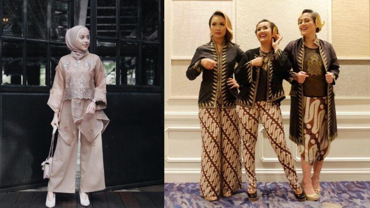 14 Model Setelan Celana Untuk Kondangan Tampil Formal Nggak Harus