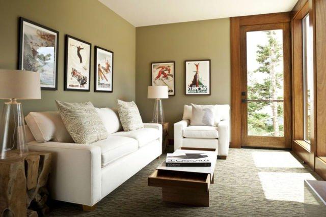 Kamu Bisa Gunakan Sofa Dengan Model Yang Memanjang Pemilihan Warna Terang Dan Natural Untuk Memberikan Kesan Luas Lengang Pada Ruang Tamu