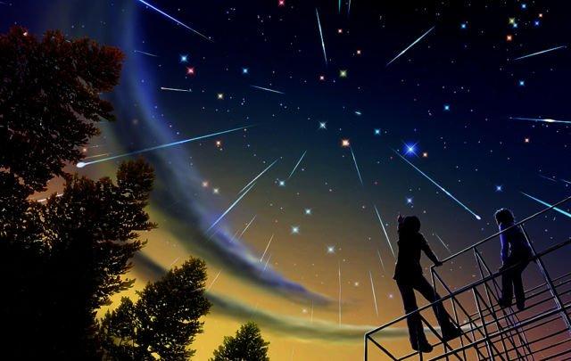 Bintang bersinar