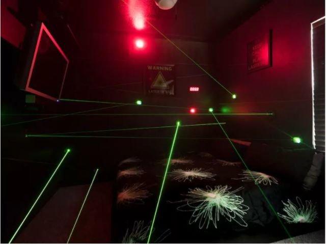 kamar laser