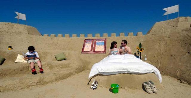 Sand Hotel, Dorset
