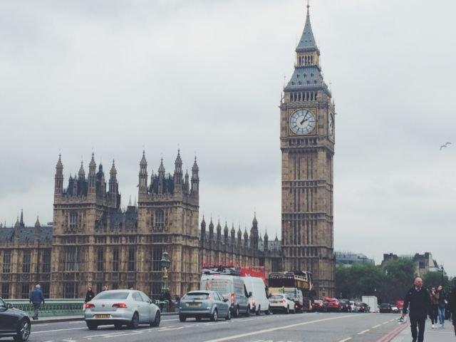 Big Ben, London (dokumen pribadi)