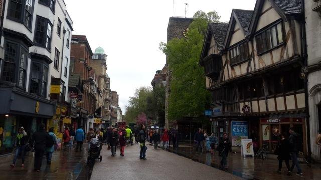 Pusat Kota Oxford