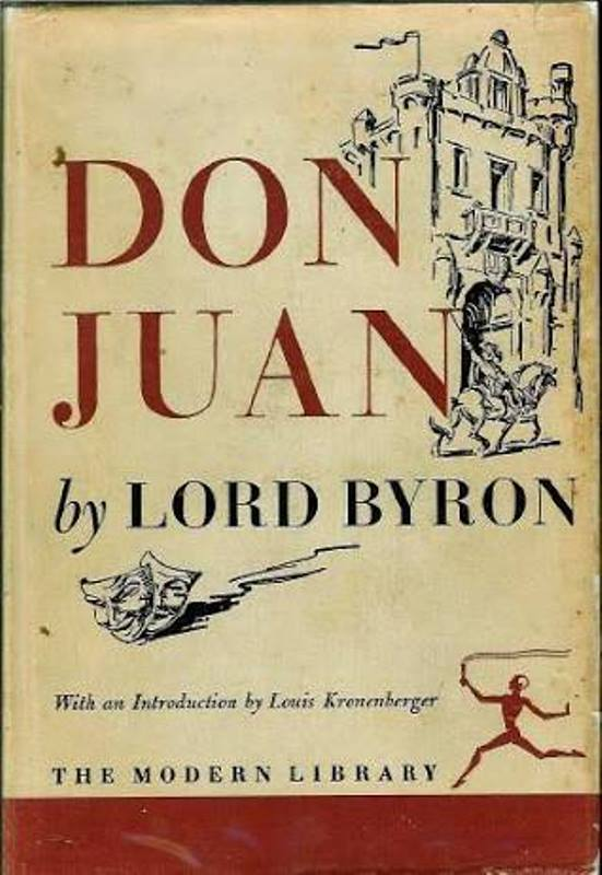 Don Juan karya Lord Byron