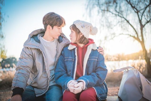 Drakor Weighlifting Fairy Kim Bok Joo