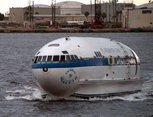 tampilan plane-boat