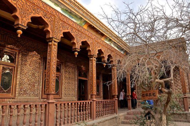 xianjiang house