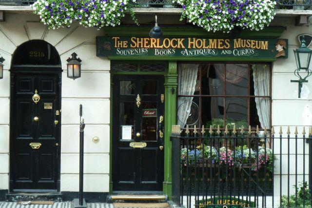 musem Sherlock holmes