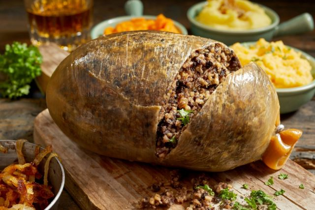 Makanan Khas Skotlandia