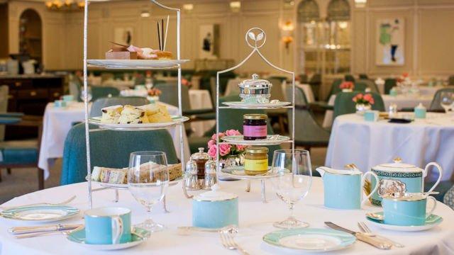 Diamond Jubilee Tea Salon