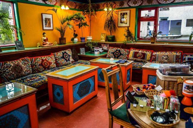 Tibetan Tea Rooms